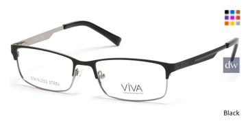 Black Viva VV4028 Eyeglasses.