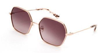 Rose Gold Ted Baker TBW113 Sunglasses.