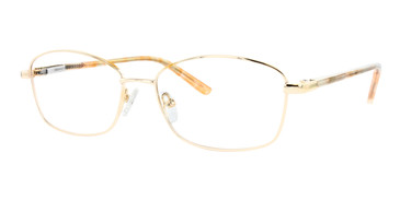 Gold BELLA ITALIA 1277 Eyeglasses
