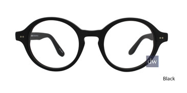 Black GEEK CALISTOGA Eyeglasses