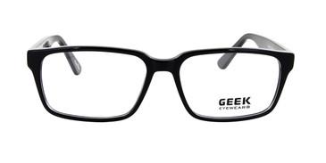 Black GEEK CEO Eyeglasses