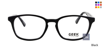 Black GEEK CHEMISTRY Eyeglasses