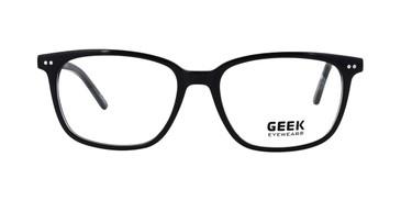 Black GEEK DEXTER Eyeglasses