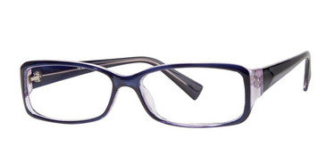Purple Vivid Soho 96 Eyeglasses.