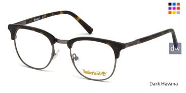 Dark Havana Timberland TB1582 Eyeglasses - Teenager.