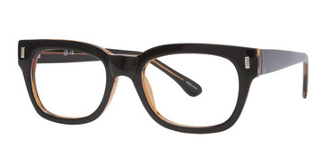 Black/Brown Vivid Soho 99 Eyeglasses.