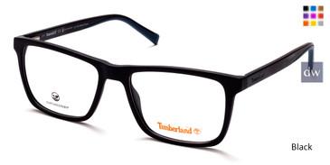 Black Timberland TB1596 Eyeglasses.