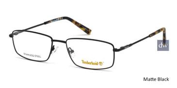 Matte Black Timberland TB1607 Eyeglasses.