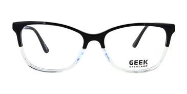 Black/Crystal GEEK GAMEON 2 Eyeglasses