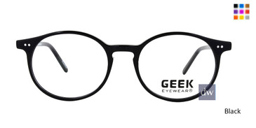 Black GEEK GAMEON 3 Eyeglasses - Teenager