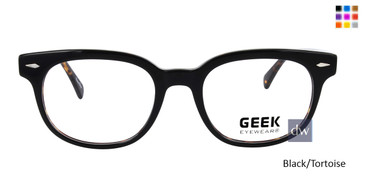 Black/Tortoise GEEK GRAVITY Eyeglasses - Teenager