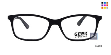 Black GEEK HACKER 2 Eyeglasses