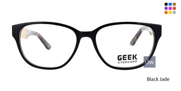 Black Jade GEEK JANUARY Eyeglasses