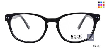Black GEEK NINJA Eyeglasses