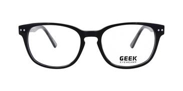 Black GEEK NINJA Eyeglasses