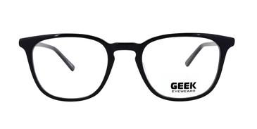 Black GEEK NOVA Eyeglasses - Teeenager