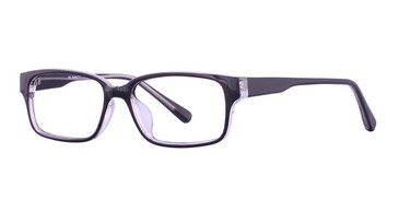Black/Crystal Vivid Soho 111 Eyeglasses.