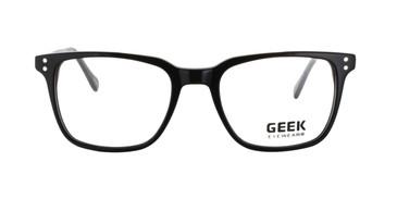Black GEEK RANCHER Eyeglasses