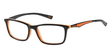 Black Skechers SE1078 Eyeglasses.