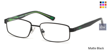 Matte Black Skechers SE1159 Eyeglasses.