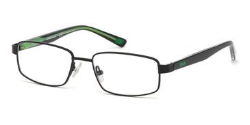 Matte Black Skechers SE1159 Eyeglasses.