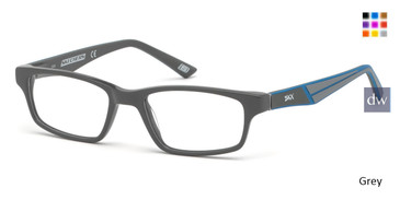 Grey Skechers SE1161 Eyeglasses.