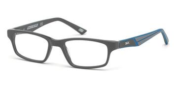 Grey Skechers SE1161 Eyeglasses.