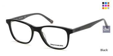 Black Skechers SE1162 Eyeglasses.