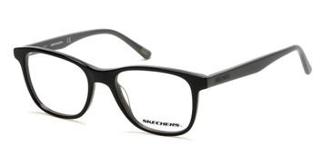 Black Skechers SE1162 Eyeglasses.