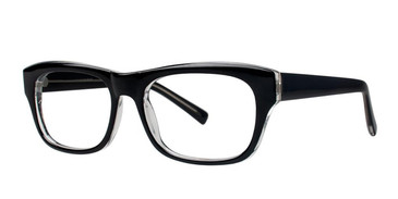 Black/Crystal Vivid Soho 114 Eyeglasses.