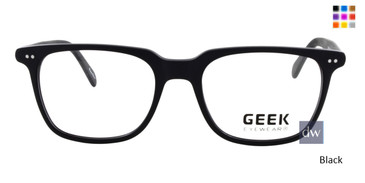 Black GEEK ROCKET Eyeglasses