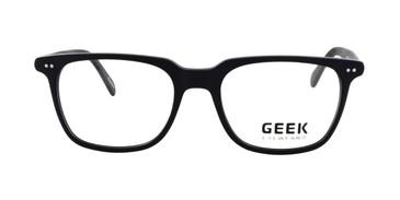 Black GEEK ROCKET Eyeglasses