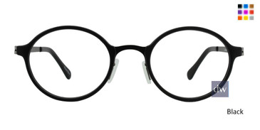 Black GEEK SONOMA Eyeglasses - Teenager