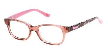 Shiny Dark Brown Skechers SE1604 Eyeglasses.