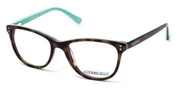 Havana Skechers SE1631 Eyeglasses.