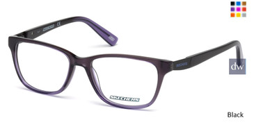 Black Skechers SE2133 Eyeglasses.