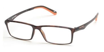 Dark Havana Skechers SE3154 Eyeglasses.