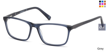 Grey Skechers SE3231 Eyeglasses.