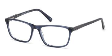 Grey Skechers SE3231 Eyeglasses.