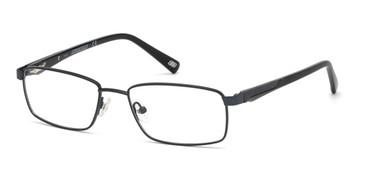 Matte Black Skechers SE3232 Eyeglasses.