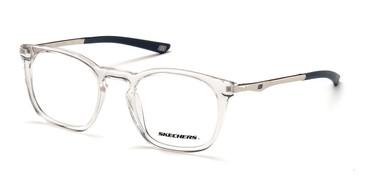 Crystal Skechers SE3244 Eyeglasses.
