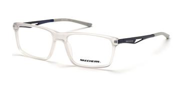 Crystal Skechers SE3245 Eyeglasses.