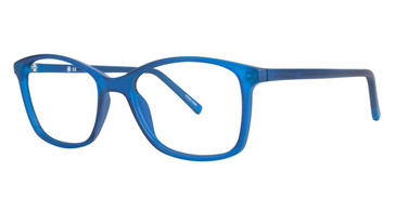 Matt Blue Vivid Soho 125 Eyeglasses.