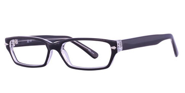 Black Vivid Soho 1000 Eyeglasses.
