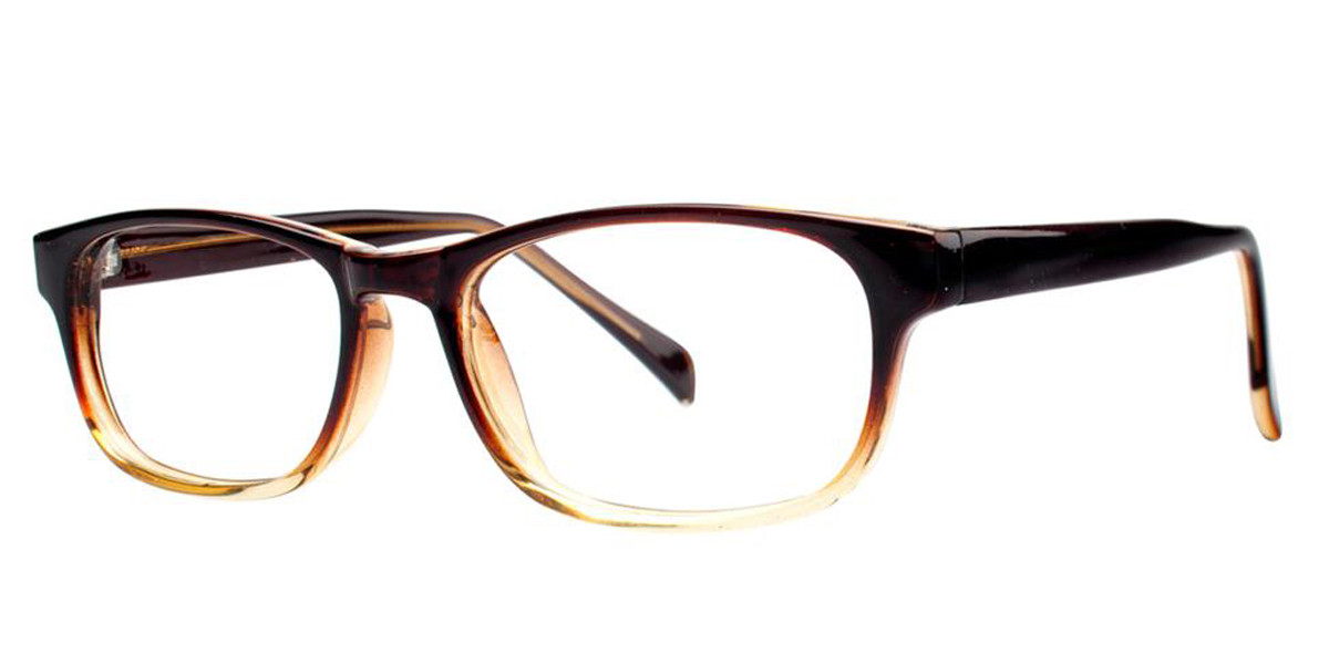 Brown Vivid Soho 1004 Eyeglasses