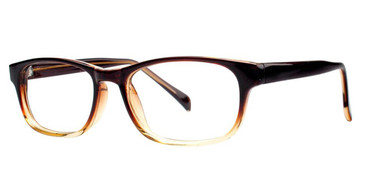 Brown Vivid Soho 1004 Eyeglasses.
