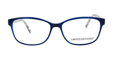 Blue Limited Edition Liberty Eyeglasses