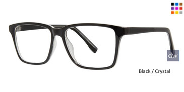Black / Crystal Vivid Soho 1042 Eyeglasses