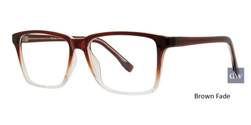Brown Fade Vivid Soho 1042 Eyeglasses.