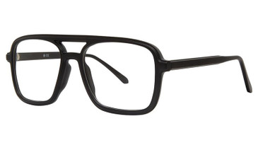 Matt Black Vivid Soho 133 Eyeglasses.